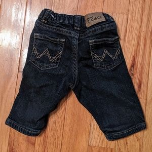 Wrangler Baby Boy jeans, size new born NB